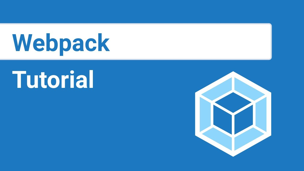 Everything You Need To Know About Webpack | Webpack Tutorial
