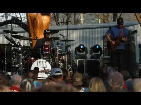 TAUK @ Pisgah Brewing Company Outdoor Concert Series 4-17-2016