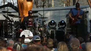 TAUK @ Pisgah Brewing Company Outdoor Concert Series 4-17-2016