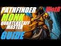 Pathfinder: WotR - Quarterstaff Master Monk Starting Build - Beginner's Guide [2021] [1080p HD]