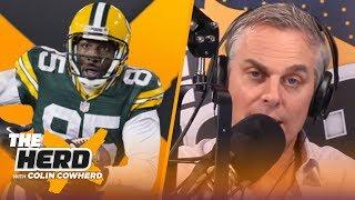 Packers shouldn't take a QB in 1st round, talks Dak & OBJ rumors — Greg Jennings | NFL | THE HERD