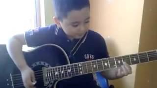 Budak umur 12 tahun ,bawak lagu xjapan