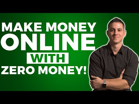 How to Make $250 PER DAY With ZERO Money to Start!