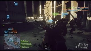 Battlefield 4 Aek 971 Gameplay Locker (PS3)