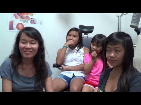 Phỏng Vấn Gia Đình có bé gái với độ cận hơn -4.25 D làm Ortho-K với Bác Sĩ James Trương
