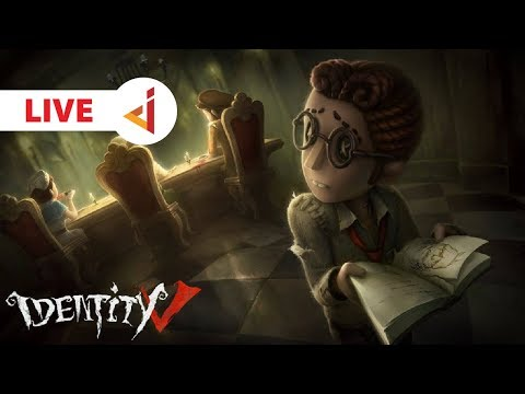 RANKED MATCH !! HUNTER !! - Identity V [Indonesia] LIVE