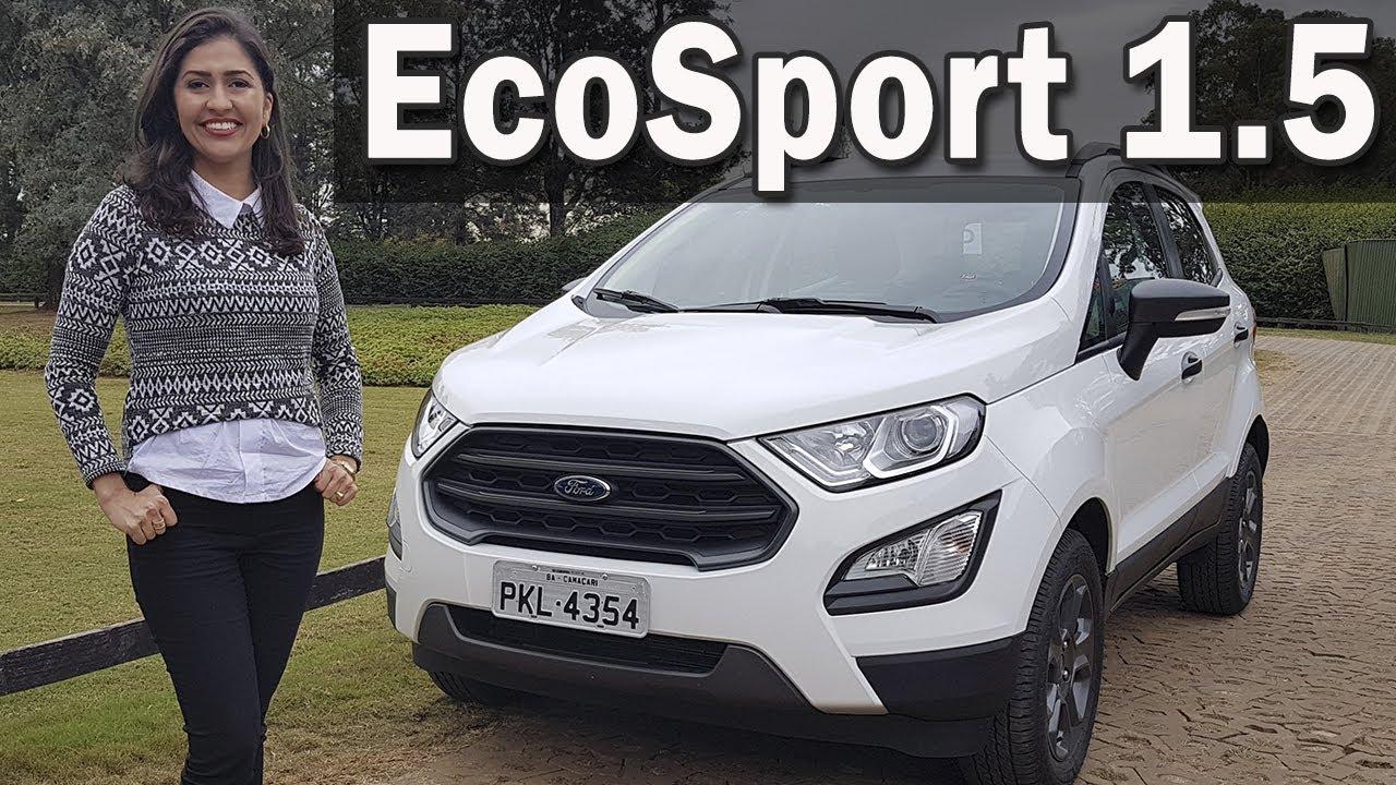 Listino nuovo Ford EcoSport 1.5 110cv - Motornet