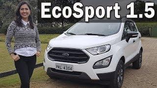 Ford EcoSport 1.5 FreeStyle Automático 2018 em Detalhes