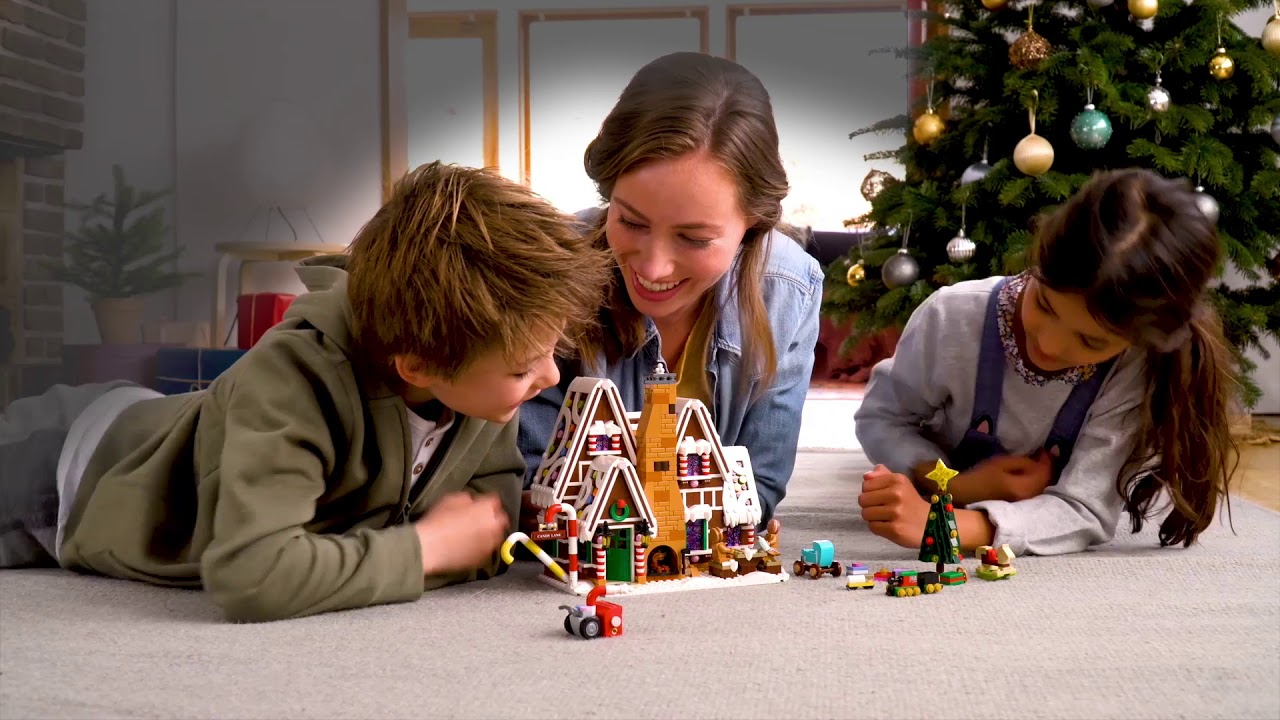 LEGO Creator Expert 10267 Gingerbread House: First Impressions