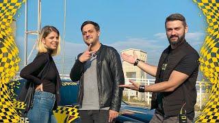 Drift Taxi - ზაზა ნოზაძე და Kriss - დრიფტ რეაქციები