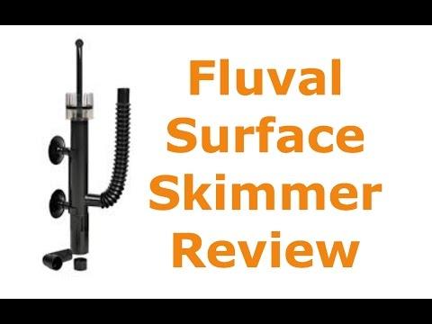 Fluval Surface Skimmer Review