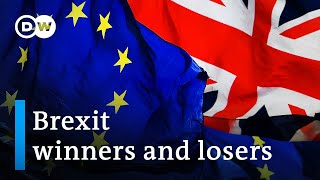 Brexit going forward: Who are the winners and losers? | DW News