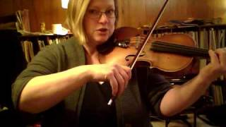 Allegretto - Suzuki violin book 1 - Play-through clip