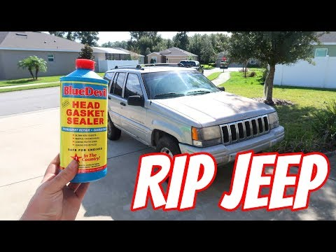 Does Head Gasket Sealer ACTUALLY Work? EPIC FAILURE
