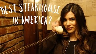 Best Steakhouse in America? | Tampa Vlog | Anniversary Weekend