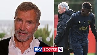 Is the pressure now on Man Utd players? | Graeme Souness reacts to Jose Mourinho sacking!