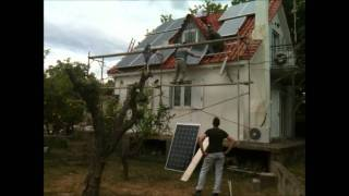 Energy-Greece Fotovoltaic panels installation 5