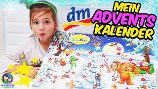 24 Türchen öffnen! DM SauBär Adventskalender - Geschichten und Spielzeug
