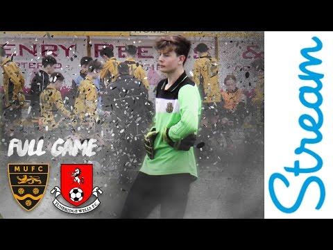 u15: Maidstone United Vs Tunbridge wells FULL GAME