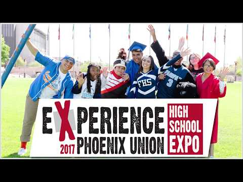 2017 Phoenix Union High School District High School EXPO