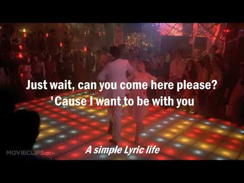 Maroon 5 - Wait  (Chromeo Remix); lyrics