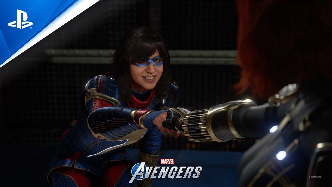 Marvel's Avengers - Reassemble Story Trailer