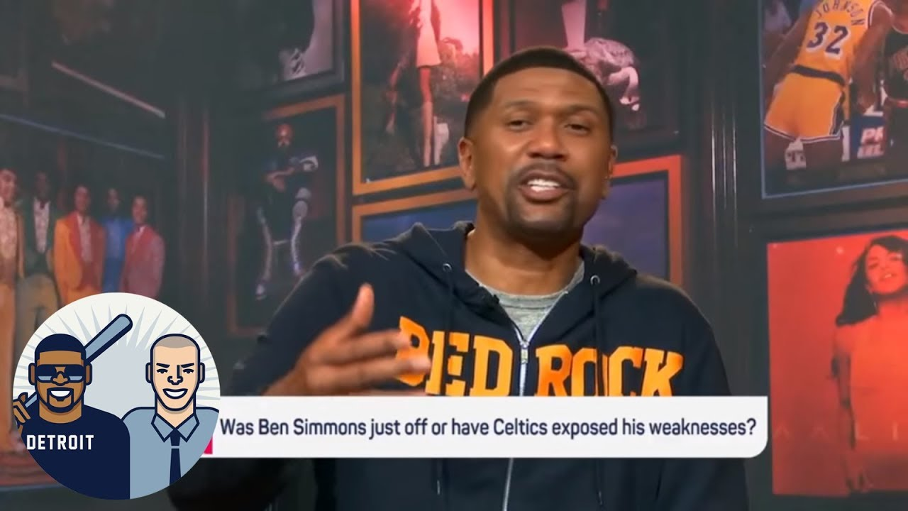 Jalen Rose: Ben Simmons has been exposed, but he will learn from it | Jalen & Jacoby | ESPN