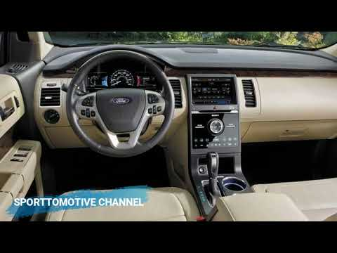 Ford Flex Review | Still Funky and Versatile