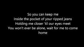 Repeat youtube video Ed Sheeran - Photograph (Lyrics)