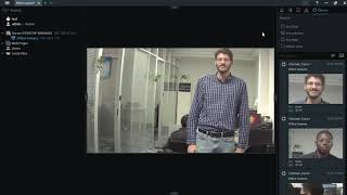 Senturian Data Library ( Face Recognition ) fully integrated with Nx Witness platform - Part 2 .