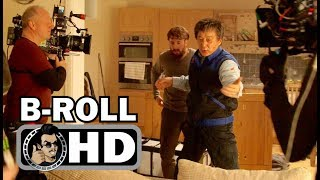 THE FOREIGNER B Roll (2017) Jackie Chan Pierce Brosnan Action Movie HD