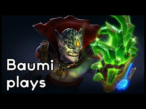 Dota 2 | NOTHING IS BETTER THAN ONE SHOTTING INVOKER! | Baumi plays Lion