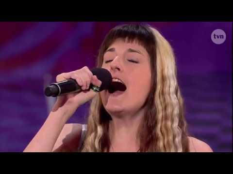 TEGO NIE BYŁO W TV:  Agustin podrywał uczestniczkę! [Mam Talent!]
