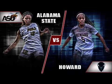 2015 SWAC Championship Game: #HowardWSOC vs Alabama State / November 8, 2015