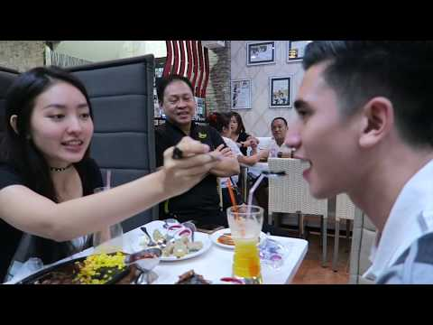 Steak Gunting | Nyobain Kuliner unik | My Daily Vlog