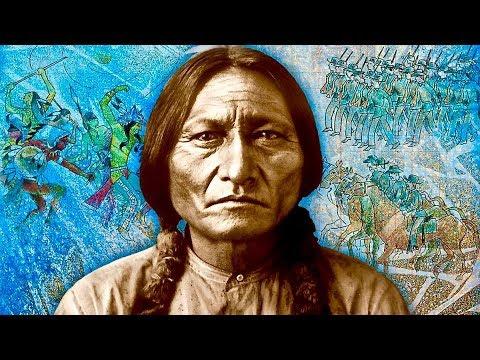 Rise Up: Chief Sitting Bull's 1883 Speech  (*w/Audio & Running Text) (HD)