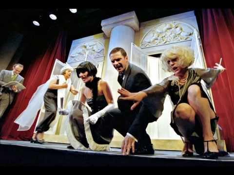 Cyrano in Buffalo 1.12.2001 Theater Tribüne Berlin