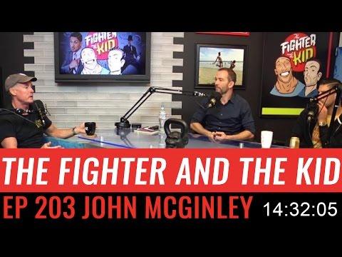 The Fighter and the Kid  Episode 203: John McGinley
