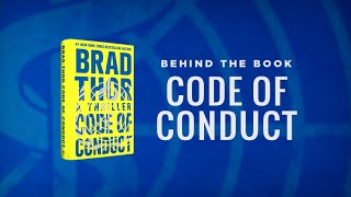 Brad Thor talks about the Inspiration behind