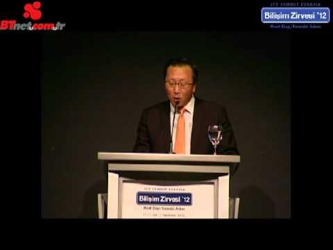 Samsung Electronics Kıdemli Başkan Yardımcısı Bum-Coo Cho