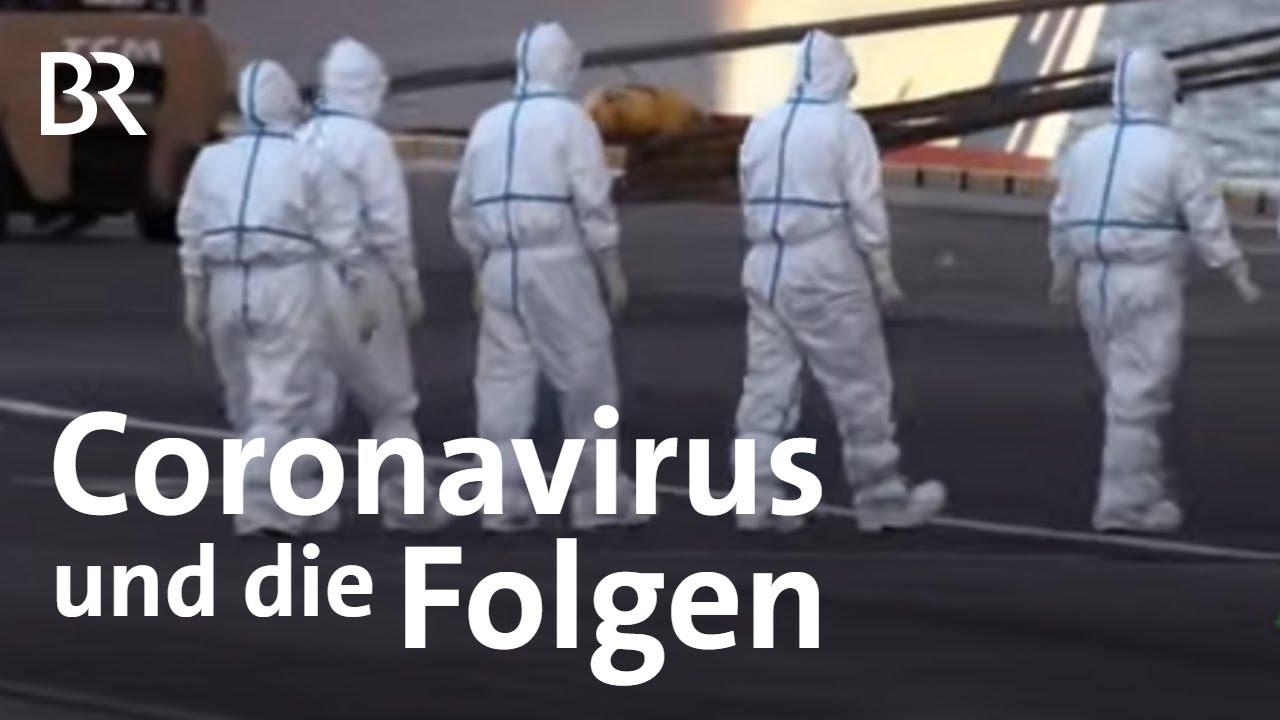 Das Coronavirus in Europa: Über Gefahren, Schutz und Folgen   Gesundheit   BR   Corona