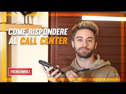 COME RISPONDERE AL CALL CENTER