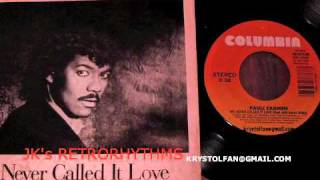 Pauli Carman & Karyn White — We Never Called It Love // 1987 Pop/R&B Ballad