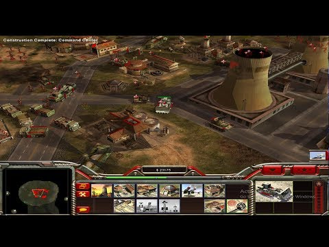 Command & Conquer General Zero Hour Chinese Army#15تختيم لعبة كوماندر اند كونكر