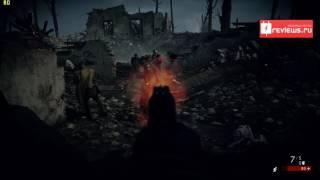 Battlefield 1 на MSI Nightblade MI3
