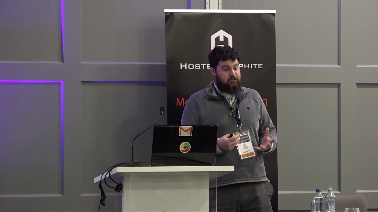 Image from Pycon Ireland 2018: Leaving Certificate Computer Science & Python - Stephen Murphy
