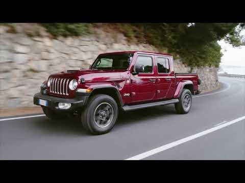 Nuovo Jeep® Gladiator, il nuovo pick-up Jeep dallo spiccato caratterelifestyle,