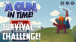 Viking Troll! A Gun In Time Poki Challenge