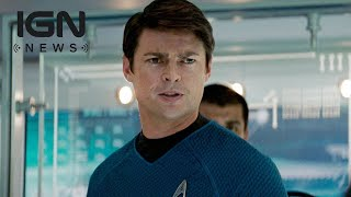 Karl Urban 'Pretty Confident' Star Trek 4 Will Happen - IGN News