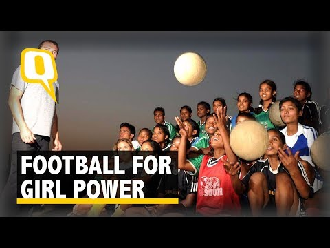 Football As A Medium For Girls To Fight For Rights - The Quint